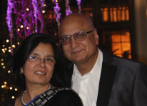 30th Asian Wedding Anniversary